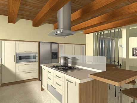 Progettiamo una casa arrediamo stanze e appartamenti for Arredare casa in 3d