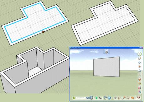 Come modellare elementi in 3d in modo semplice con 3dvia for Programma 3d semplice