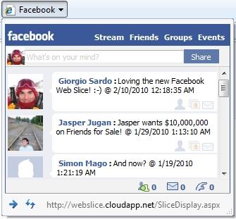 Notifiche facebook su ie vediamo come fare segreti e for Segreti facebook