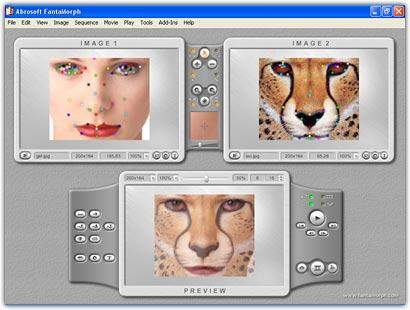 Divertenti effetti morphing su foto vip o nostre foto for Effetti foto online