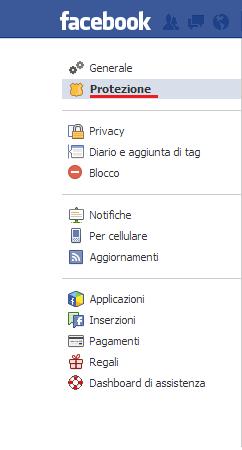 Come vedere se qualcuno accede al nostro account di for Segreti facebook