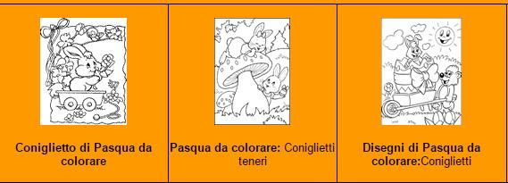 Conigli Uova Di Pasqua Da Colorare Segreti E Consigli Dal Web 2 0