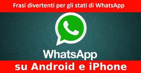 Frasi divertenti per gli stati di whatsapp segreti e for Video divertenti di natale per whatsapp