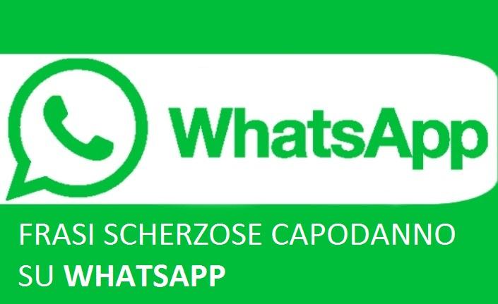 Auguri Di Capodanno Scherzosi E Divertenti Su Whatsapp Segreti E