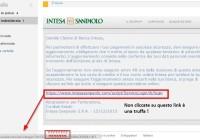 truffa mail phishing banca San Paolo