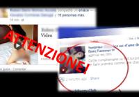 TAG video porno virus Facebook