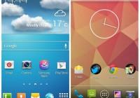 Touchwiz Home e Touchwiz Facile su Samsung