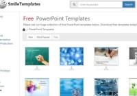 smiletemplates temi gratis PowerPoint
