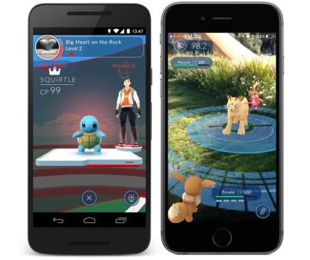 Pokémon Go videogioco