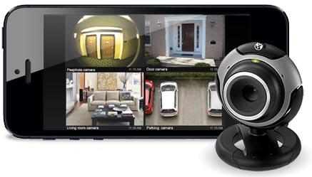 Programmi e app gratuite per gestire le telecamere - App per antifurto casa ...