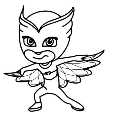 Gattoboy Disegno Da Colorare