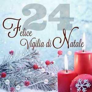 Immagini Auguri Vigilia Di Natale.Foto Per Auguri Buona Vigilia Di Natale Su Whatsapp E
