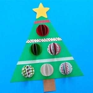 Stella Di Natale Tridimensionale.Come Fare Un Albero Di Natale 3d Di Carta Segreti E Consigli Dal